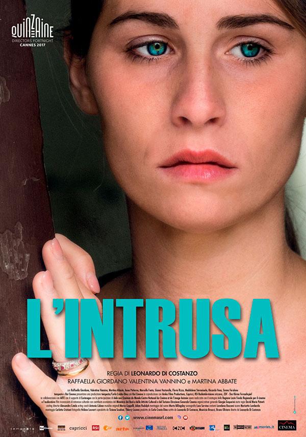 L'intrusa poster