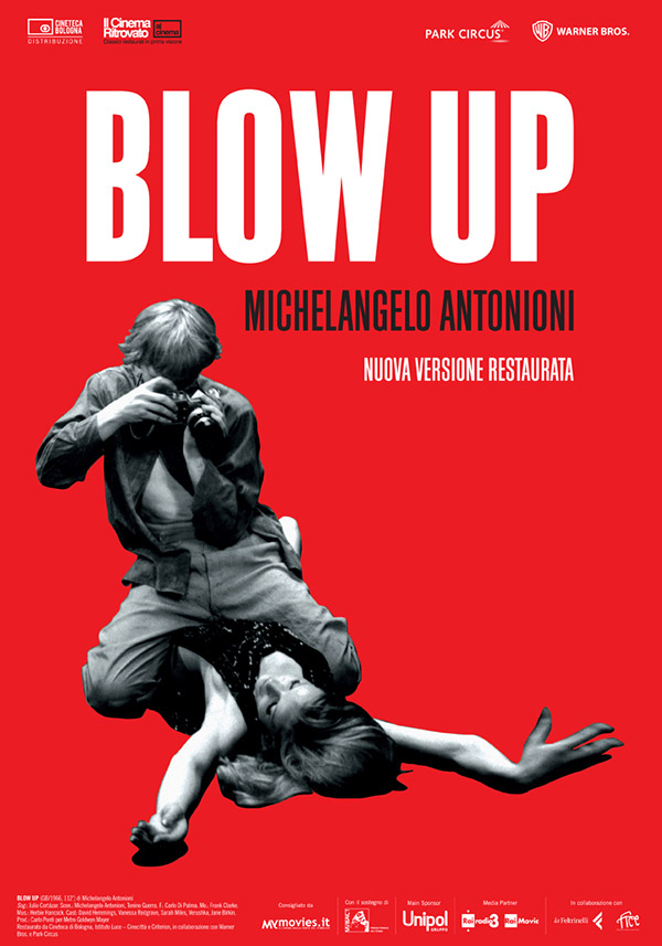 blow-up, locandina