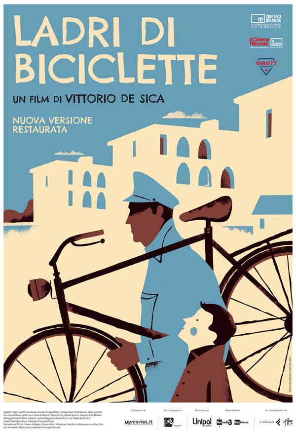 immagine per Ladri di Biciclette