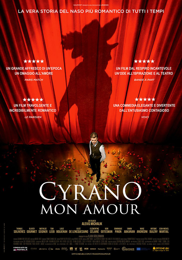 immagine per Cyrano mon amour