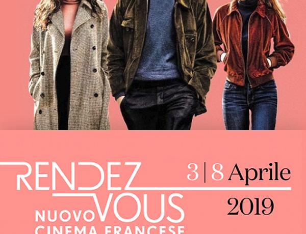 Rendez-vous festival del nuovo cinema francese 2019