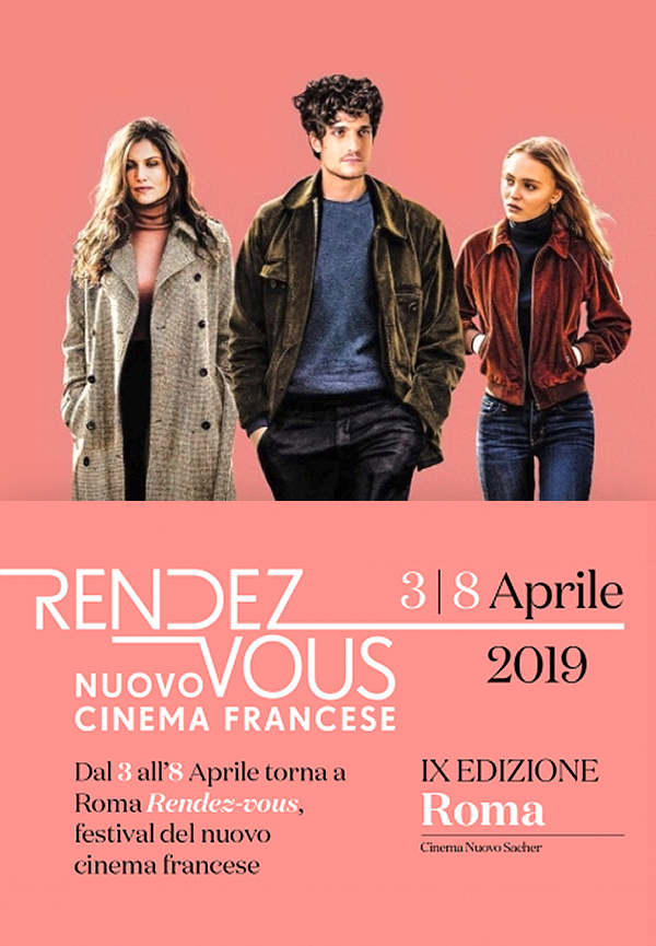 immagine per Rendez Vous Nuovo Cinema Francese