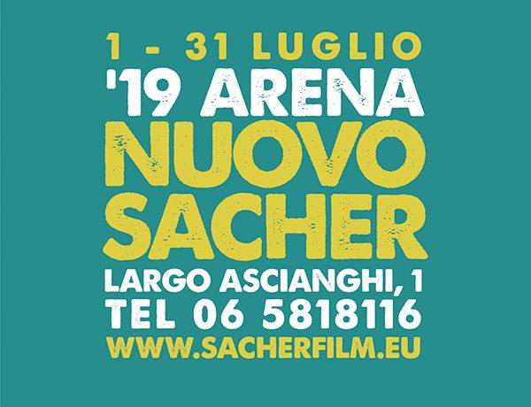 '19 Arena Nuovo Sacher. Programma Luglio