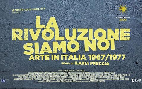 La rivoluzione siamo noi, da un'idea di Ludovico Pratesi e Ilaria Freccia